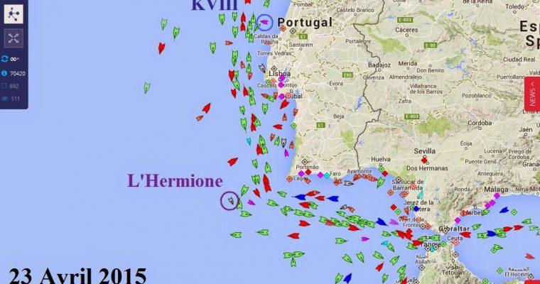 Serez-vous à l'aise durant une croisière sur la Méditerranée?